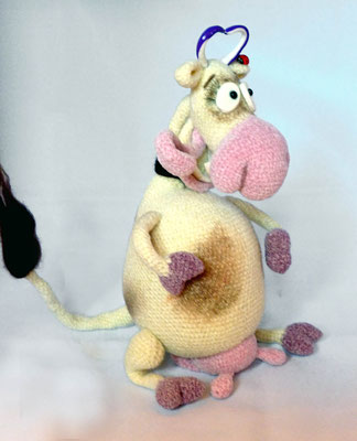 Корова по описанию Софии Солуяновой