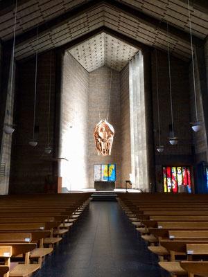 Kirche St. Johannis, Würzburg, 2019, (Foto B. Ganse)