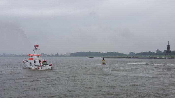 Vor der Kugelbake © FF.Cuxhaven-Duhnen