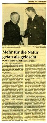 1992 © FF-Duhnen