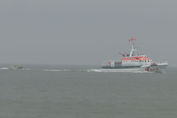 Noch einmal aufdrehen © FF.Cuxhaven-Duhnen
