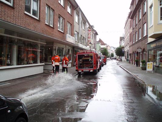 08.08.08 C - In der Schillerstr © FF-Duhnen