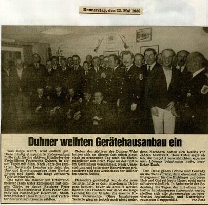 1986 © FF-Duhnen