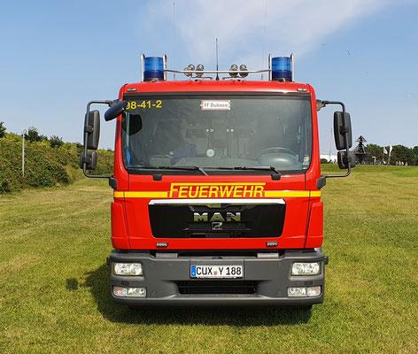 MAN TGL 8.180 / © Freiwillige Feuerwehr Cuxhaven-Duhnen