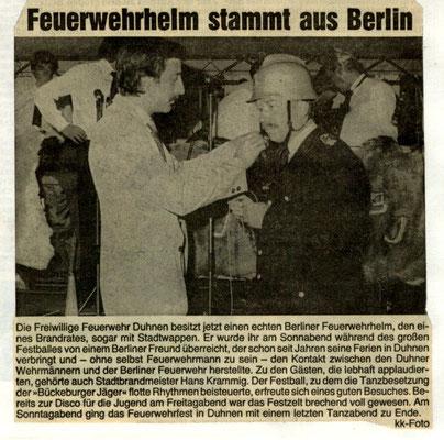 1981 © FF-Duhnen