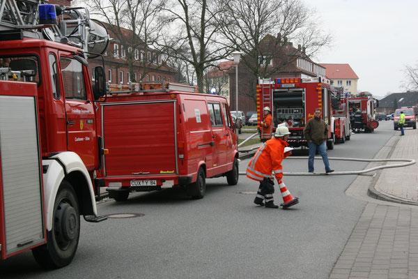 24.02.11 A - Feuer im Stickenbüttler Weg © FF-Duhnen