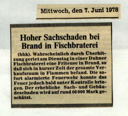 1978 © FF-Duhnen