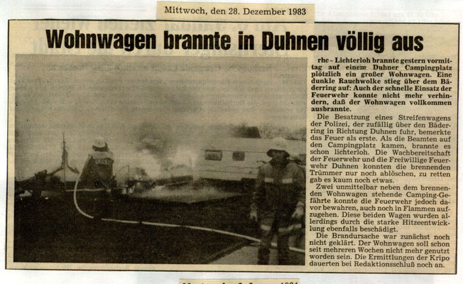 1983 © FF-Duhnen