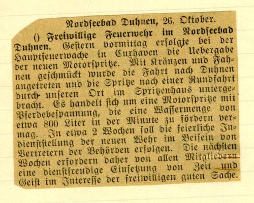 25.10.1929 A © FF-Duhnen