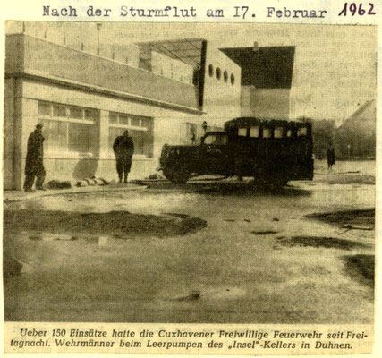 1962 © FF-Duhnen