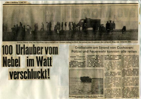 1971 © FF-Duhnen