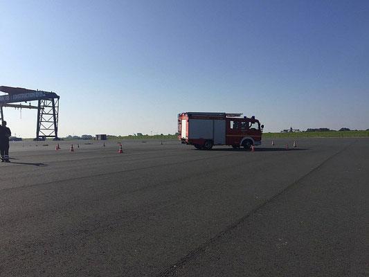 Kreisfahrt © Freiwillige Feuerwehr Cuxhaven-Duhnen