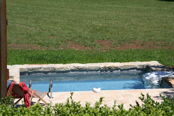 le grand air les pieds dans l'eau piscine pour votre location de vacances gite dans le Lot
