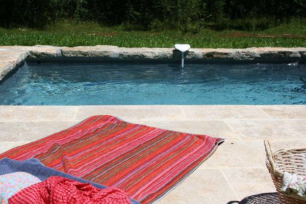 calme luxe et volupté pour se baigner en pleine nature
