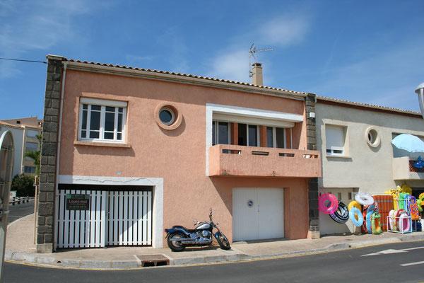 maison à louer au Cap d'Agde