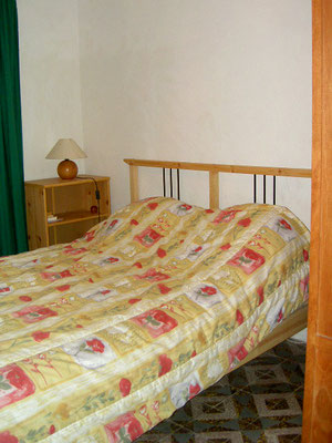 chambre du gite à louer Cap d'Agde