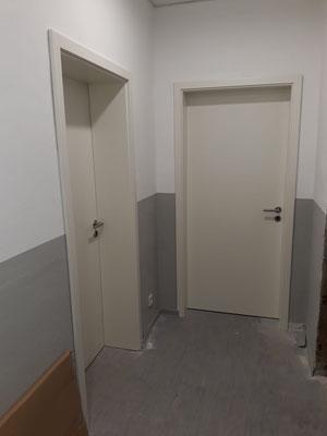 Innenausbau Türen Januar 2020