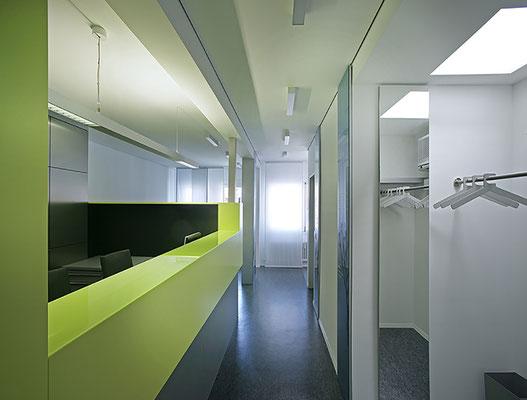 Zahnarztpraxis in Metzingen   Foto: A. Keller