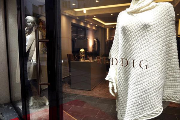 Außenansicht JUSTIN REDDIG Boutique