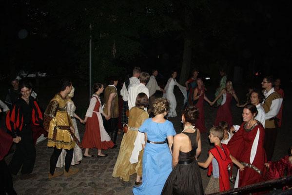 Hochzeitsplaner Berlin und Brandenburg - Mittelalter Hochzeit - Mittelaltertänze