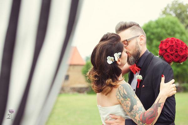 Hochzeitsplaner Berlin und Brandenburg - Rockabilly Hochzeit - Freie Trauung