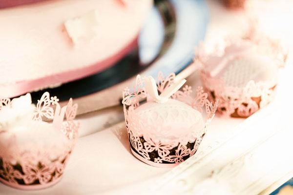 Hochzeitsplaner Berlin und Brandenburg - vintage Hochzeit - Cupcakes