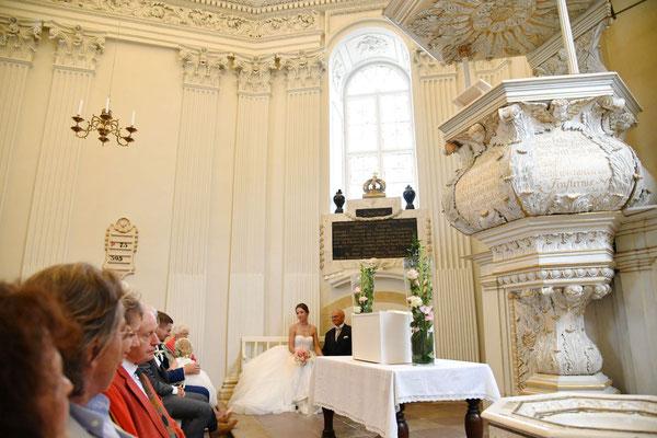 ein Orgelkonzert in der Schlosskirche