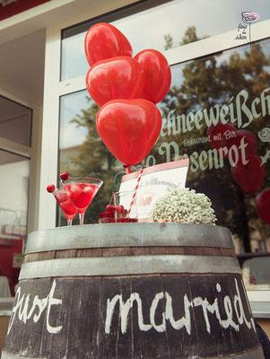 Hochzeitsplaner Berlin und Brandenburg - Rockabilly Hochzeit - mitten in Berlin