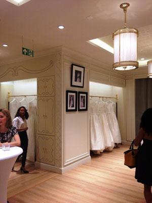 großer Showroom