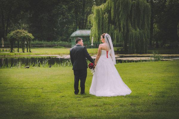 Brautpaarshooting in malerischer Kulisse
