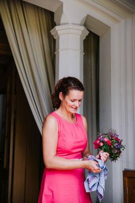 Ihre Hochzeitsplanerin kreiert den perfekten Moment