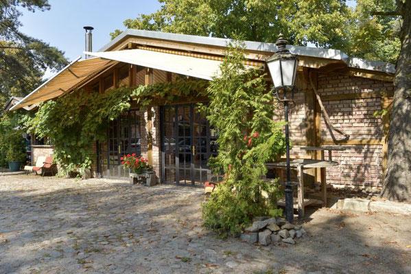 wunderschöne kleine Location - perfekt für 40 Gäste