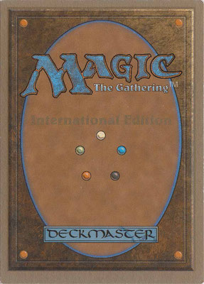 International Collectors' Edition back