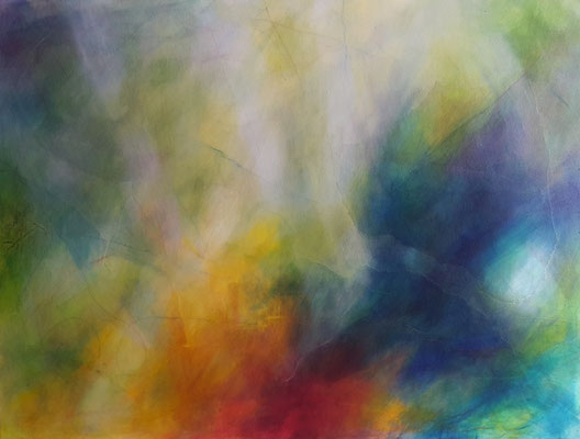 Von Farbe und Licht 1 (60x80cm)
