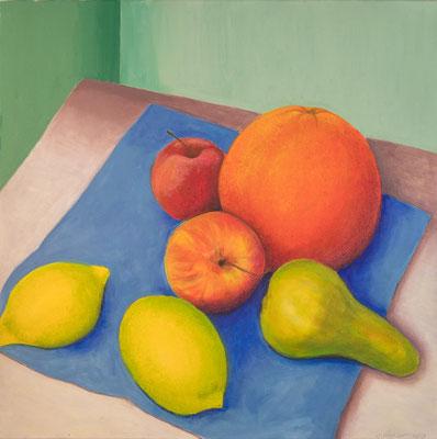 Obst (60x60cm)