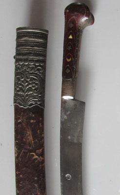 sabre ottoman yatagan