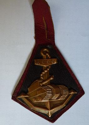 insigne regiment coloniale de chasseur de chars .prix 150 euros