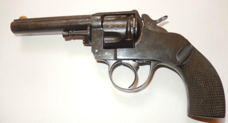 arme ancienne revolver saint Etienne