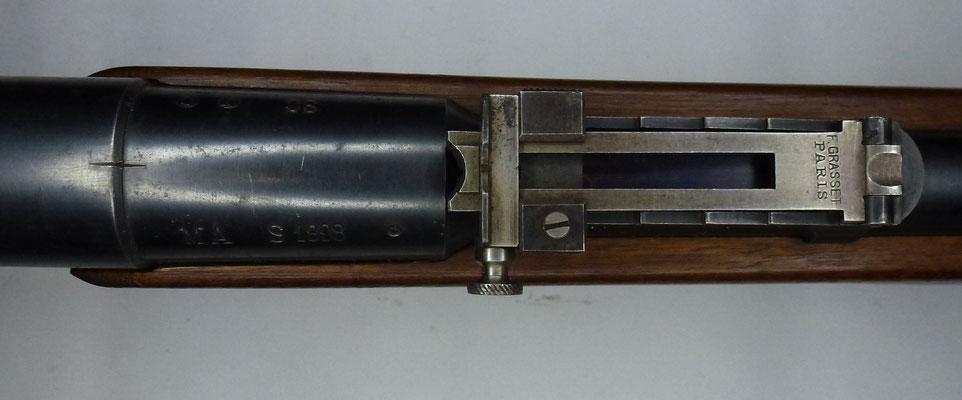 fusil lebel 1886  93