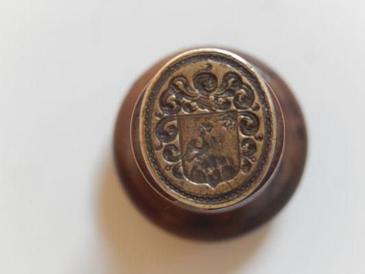 sceau armorié