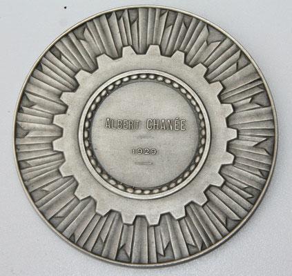 médaile chambre de commerce Paris 1929