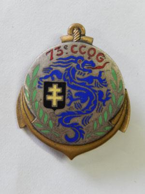 73 CCQG DP 25R.ber  Prix : 40 euros