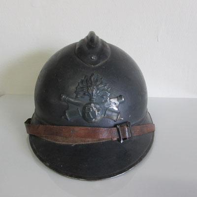 casque adrian modèle 1915