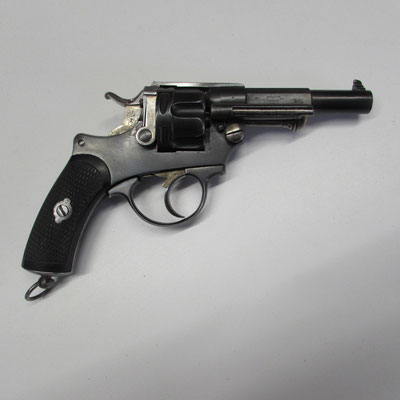 revolver 1874 chamelot delvigne civil