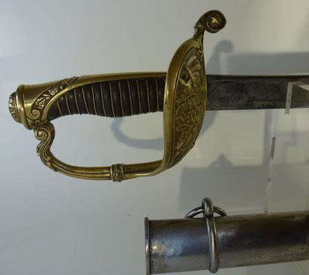 sabre chasseur de Vincennes