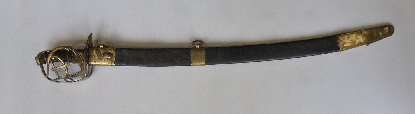 sabre de marine ancien regime