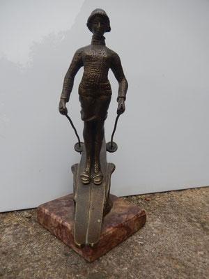 bouchon de radiateur en bronze .FCoffin