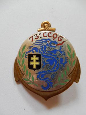 73 CCQG  DPN43Rom dép    Prix : 40 euros