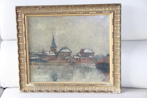 peinture Léonce pelletier