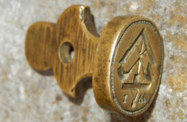 cachet de charpentier